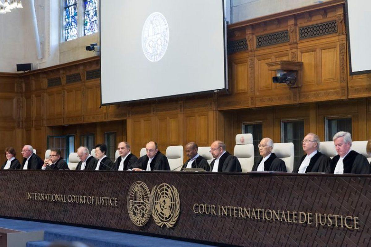 Bolivia presentó sus argumentos Foto:Agencia Uno. Imagen Por: