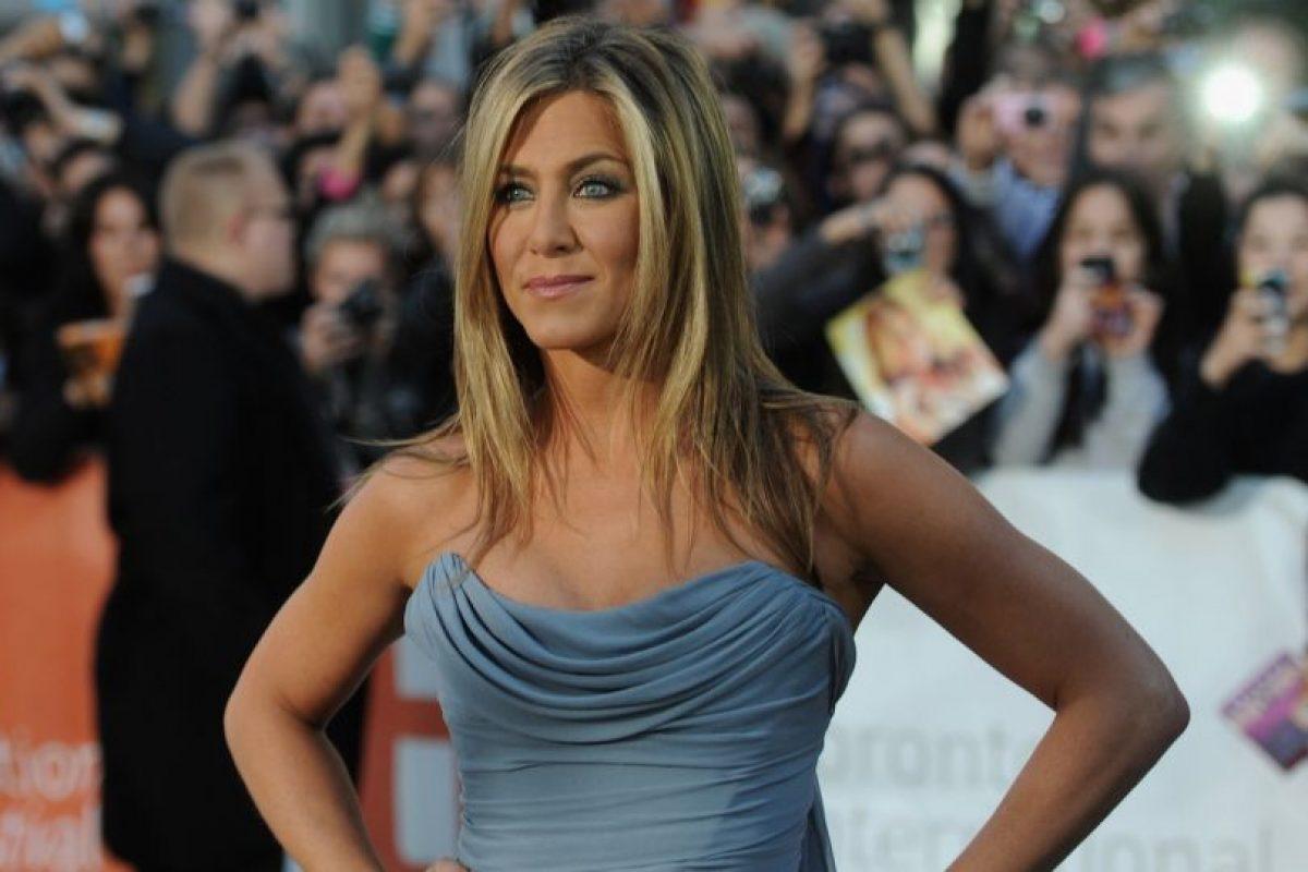 La actriz subió varios kilos, abusó de los aceites para que su piel luciera grasosa y remarcó sus ojeras. Foto:Getty Images. Imagen Por: