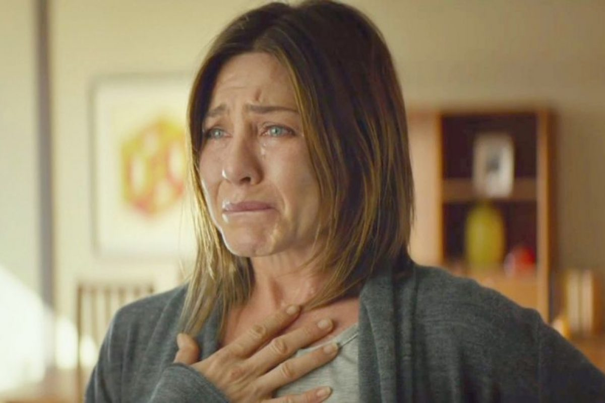 """Esta es Aniston en el papel de """"Claire Simmons"""", la protagonista de la cinta """"Cake"""" (2014). Foto:IMDB. Imagen Por:"""
