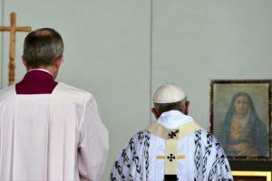 La gira del Sumo Pontífice inició el 5 de julio y continuará hasta el 13 de ese mes. Foto:AFP. Imagen Por: