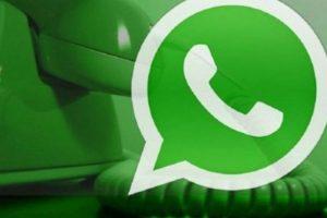 4- Deben tener la más reciente versión de WhatsApp para hacer llamadas. Foto:Pinterest. Imagen Por: