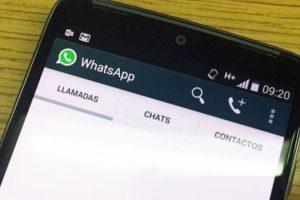 5- Para realizar una llamada de voz en WhatsApp deben tener Internet en su smartphone, es la única forma de poder usarlas. Si están en un lugar sin cobertura, no podrán hacer uso de ellas. Foto:Tumblr. Imagen Por: