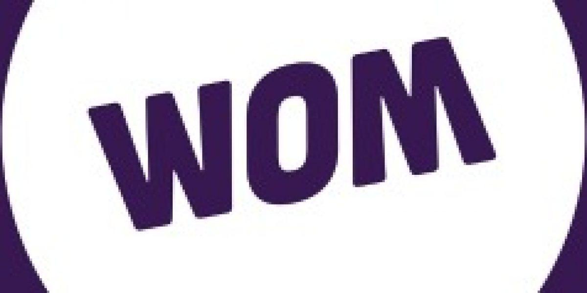 WOM inicia operaciones en Chile con inversión en redes cercanos a los 300 millones de dólares