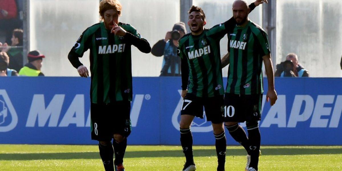Se arma con todo: Juventus confirma la contratación de Simone Zaza