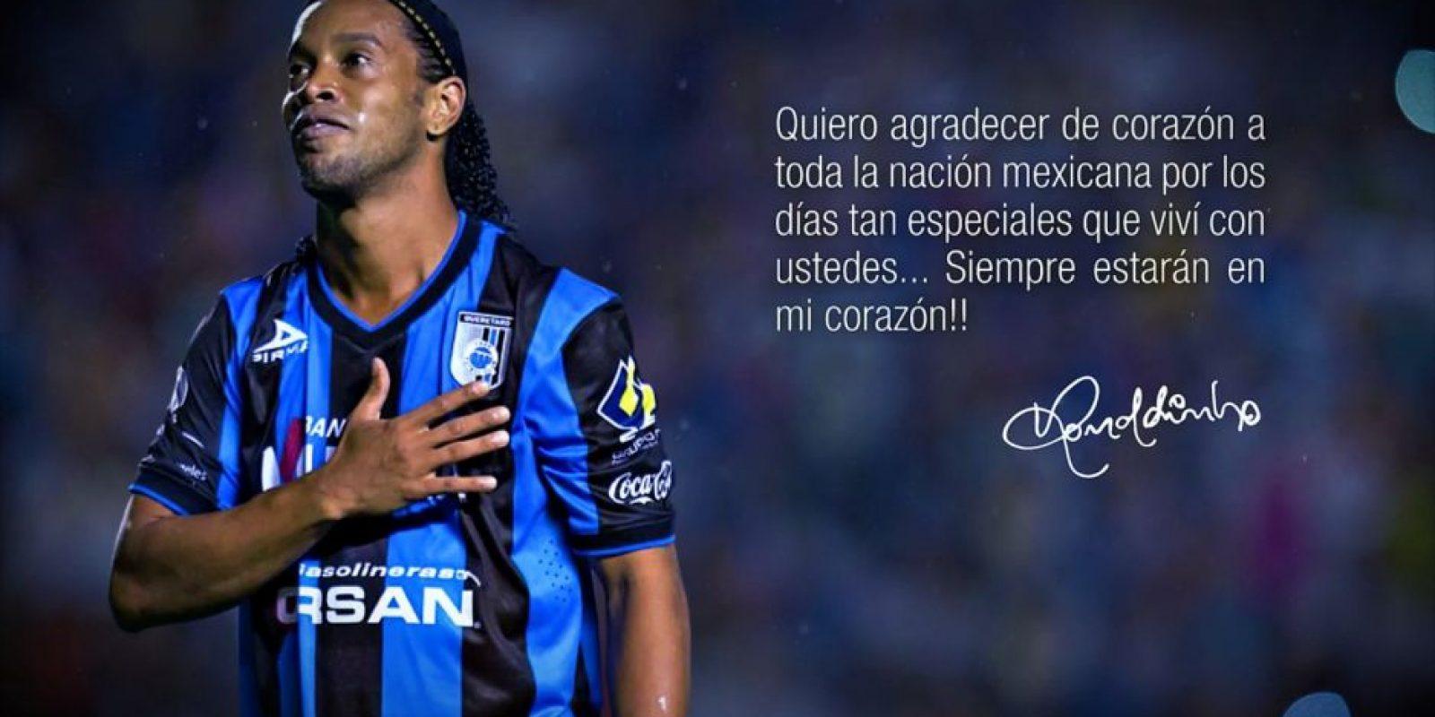 6 Emotivos Mensajes De Despedida De Los Futbolistas Publimetro Chile