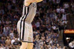 En 2006 fue traspasado a San Antonio Spurs. Foto:Getty Images. Imagen Por: