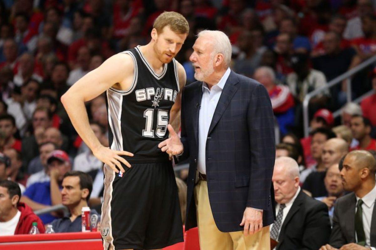 Ha obtenido dos campeonatos de la NBA en 2007 y 2014. Foto:Getty Images. Imagen Por: