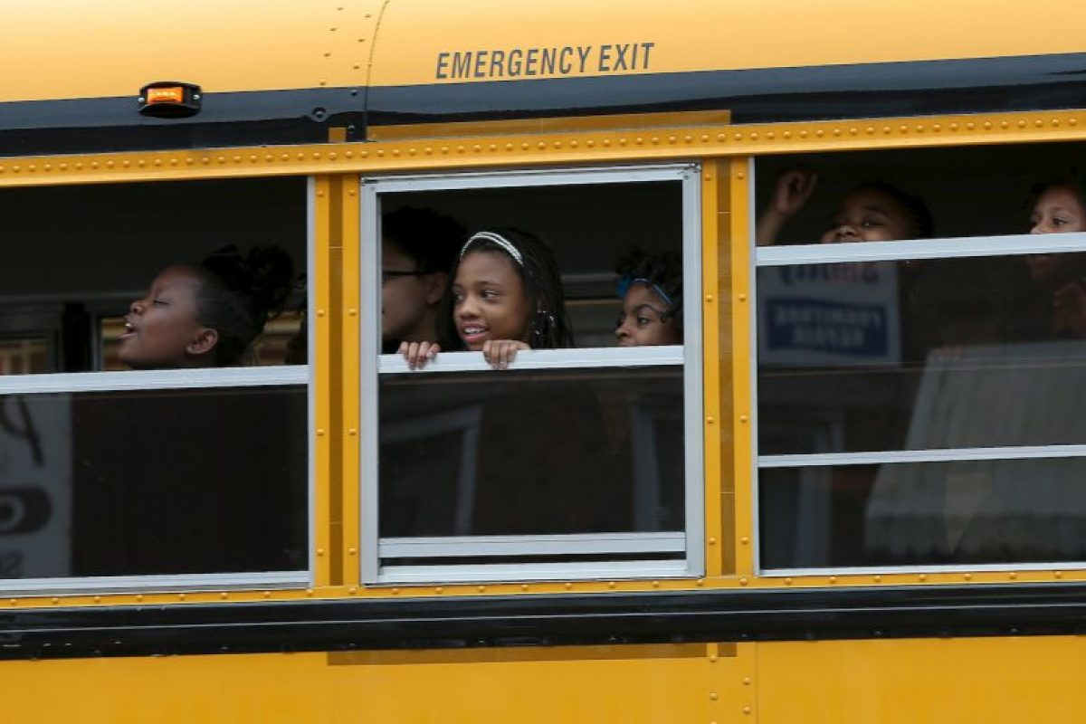"""Según el estudio de """"Demos"""", las escuelas están más segregadas que las zonas locales. Foto:Getty Images. Imagen Por:"""