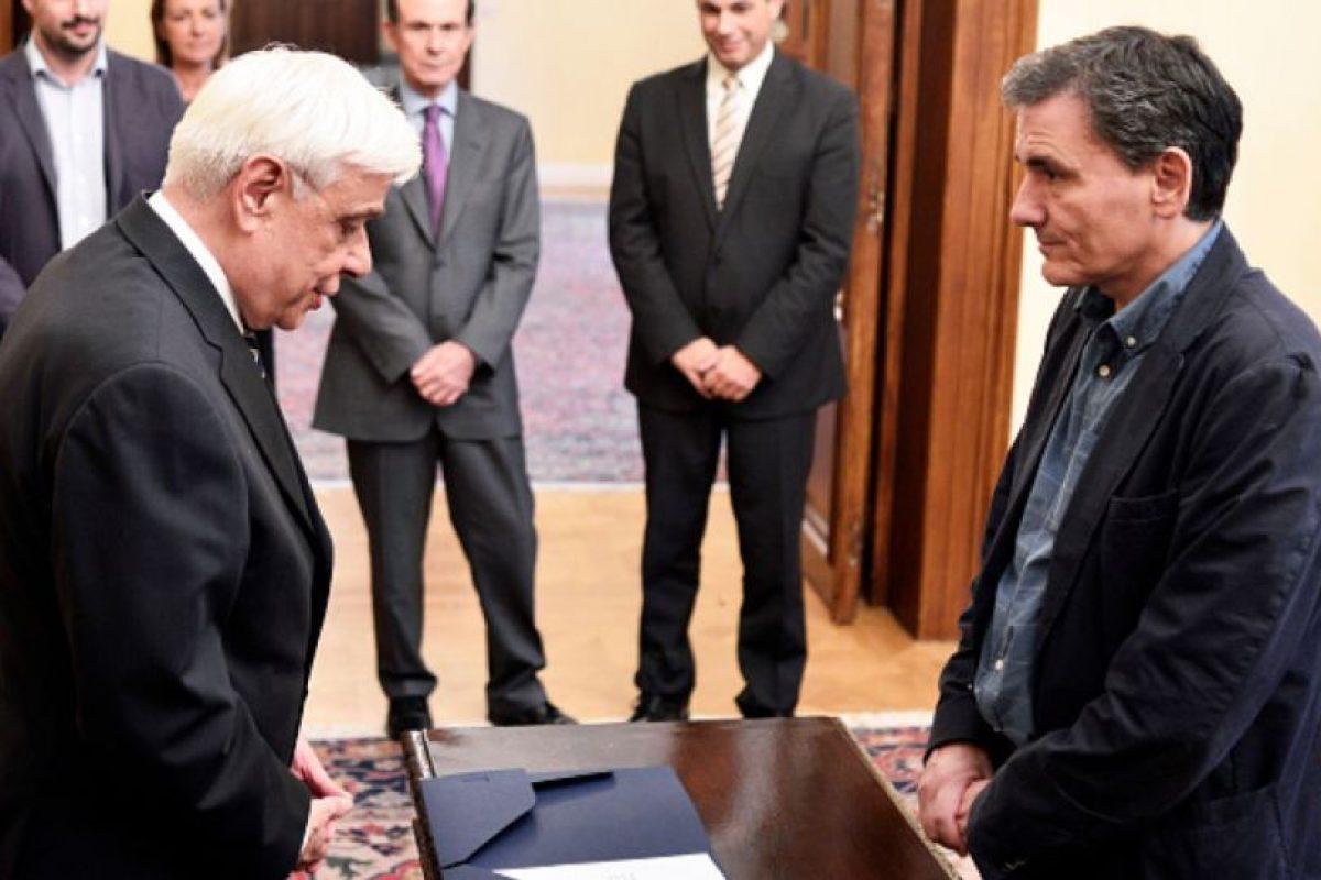 Los griegos rechazaron la política de austeridad impuesta desde Berlín y Bruselas. Foto:vía Getty Images. Imagen Por: