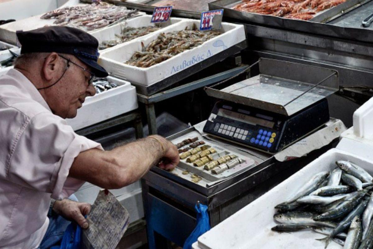 """Grecia decidió. Voto """"no"""" por las medidas económicas del Eurogrupo. Foto:vía Getty Images. Imagen Por:"""
