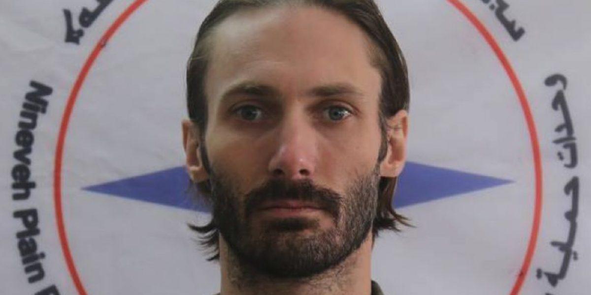 Matthew VanDyke, el exmilitar que entrena a 400 cristianos para combatir a ISIS