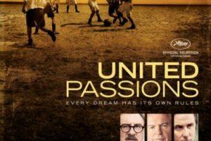 Esta fue la película que la FIFA produjo sobre sí misma. La producción, protagonizada por Gerard Depardieu y Sam Neill, sólo recaudó 200 mil dólares en cines y fue duramente criticada por los medios de comunicación. Foto:FIFA. Imagen Por: