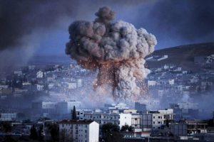3. El mandatario sostuvo que actualmente la coalición está reforzando su estrategia en Siria. Foto:Getty Images. Imagen Por:
