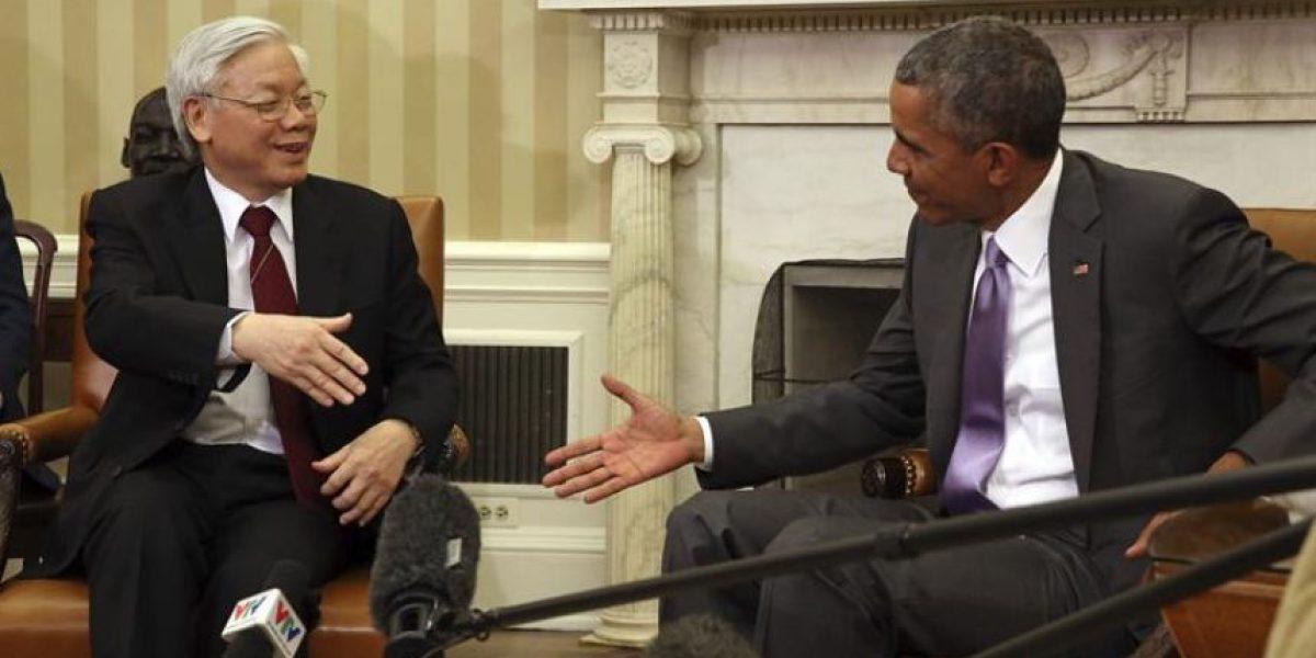 EEUU y Vietnam celebran en la Casa Blanca sus 20 años de reconciliación