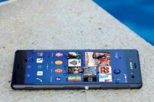 1- Sony Xperia Z3. Foto:Sony. Imagen Por: