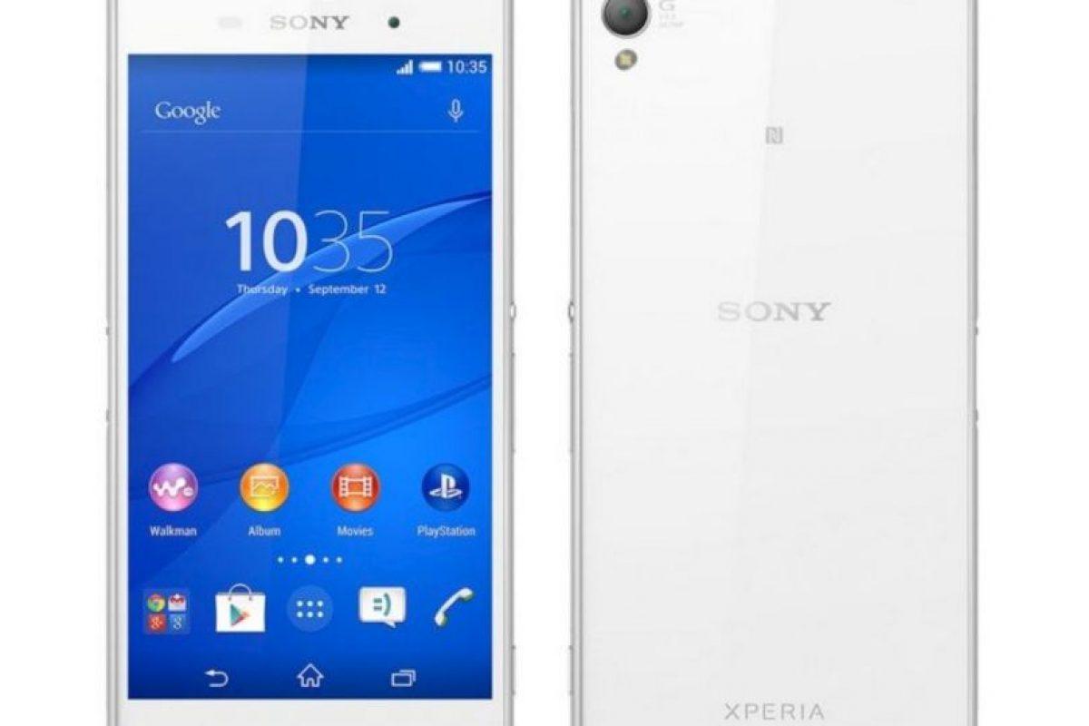 Sony Xperia Z3 tiene un precio de 500 dólares. Foto:Sony. Imagen Por: