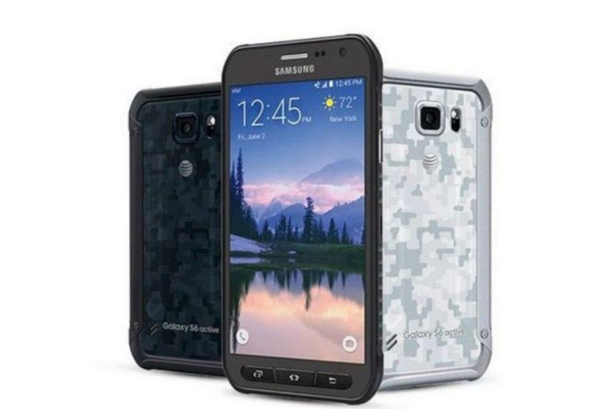 2- Samsung Galaxy S6 Active. Foto:Samsung. Imagen Por: