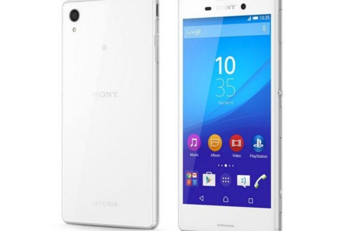 Tiene un pantalla Full HD de 5 pulgadas, cámara posterior de 13 megapíxles, Android 5.0 Lollipop, batería de 2.400 mAh, además de resistencia al agua y polvo (IP65 y IP68). Foto:Sony. Imagen Por: