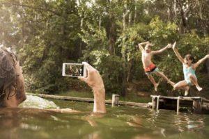 Sony Xperia Z4 Aqua está disponible por 439 dólares. Foto:Sony. Imagen Por: