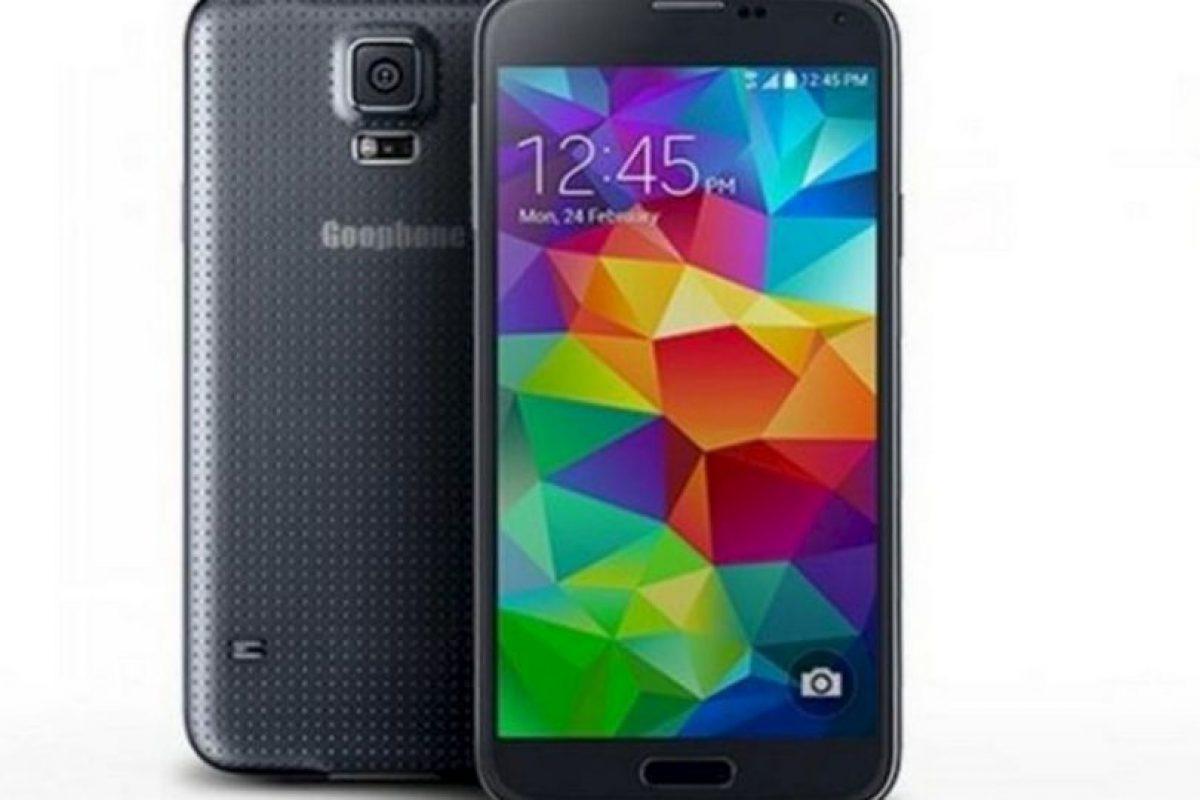 4- Samsung Galaxy S5. Foto:Samsung. Imagen Por: