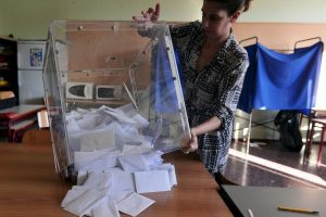 El referéndum de Alexis Tsipras Foto:AFP. Imagen Por: