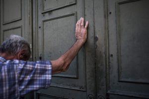 """Grecia y Europa viven momentos de incertidumbre económica tras el referéndum en el que los ciudadanos helenos votaron por el """"No"""", en rechazo a las medidas propuestas por el Eurogrupo en las negociaciones de la deuda, llevas a cabo en Bruselas. Foto:AFP. Imagen Por:"""
