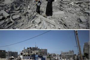 En la región conocida como Beit Hanun Foto:AFP. Imagen Por: