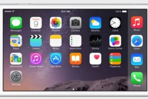 Dimensiones: 137.5 x 67 x 7.1 mm. y 113 gramos de peso. Foto:Apple. Imagen Por: