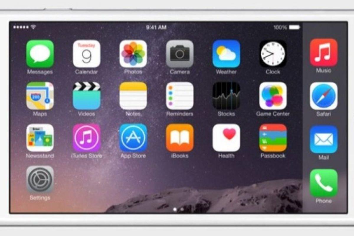 Batería: 2.915 mAh. Foto:Apple. Imagen Por: