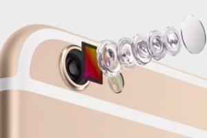 Grabación de video: 1080 pixeles con modalidad de cámara lenta a 120 o 240fps Foto:Apple. Imagen Por: