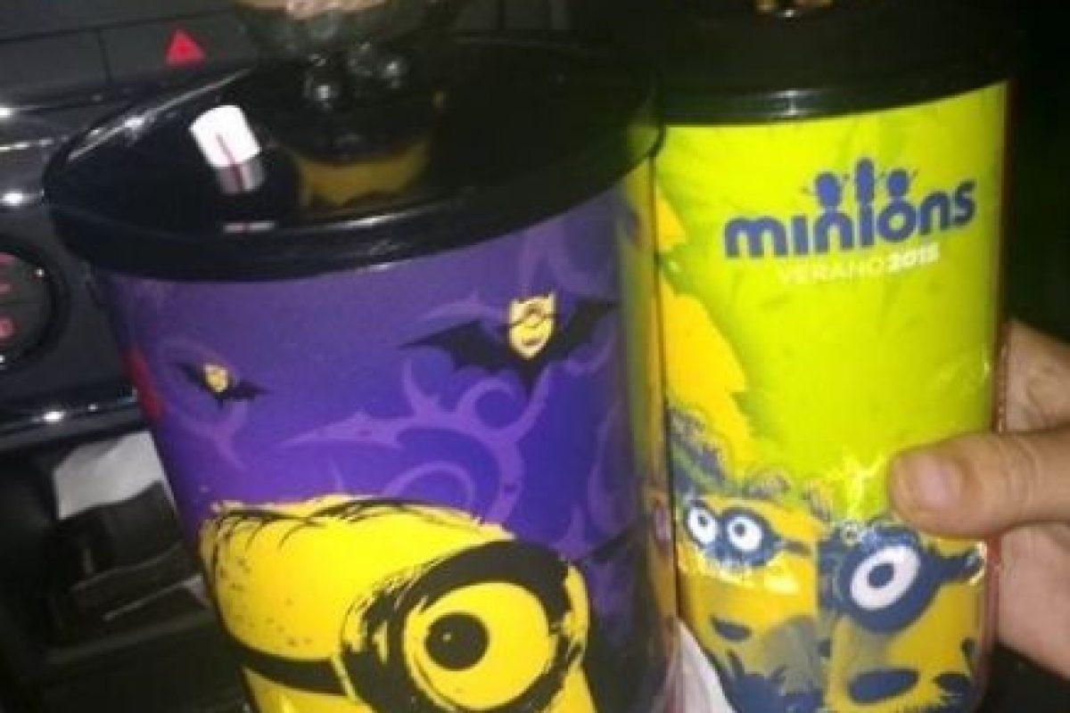 17.- Estos originales vasos para disfrutar de una soda. Foto:vía instagram.com/osckarglez. Imagen Por: