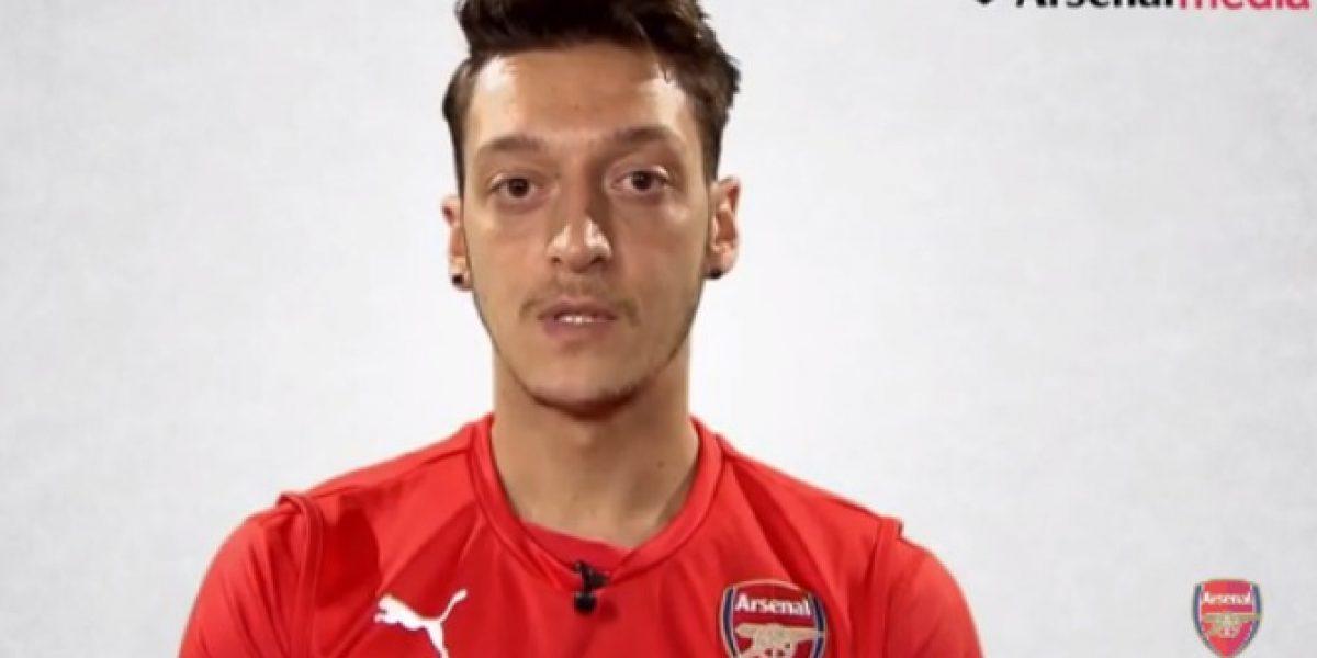 Sin Alexis: Ozil y el equipo ideal de los futbolistas con que ha jugado
