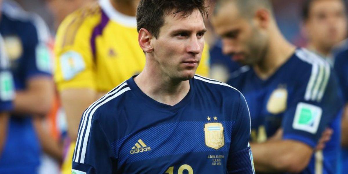 Abuelo de Lionel Messi critica a Martino y defiende a su nieto