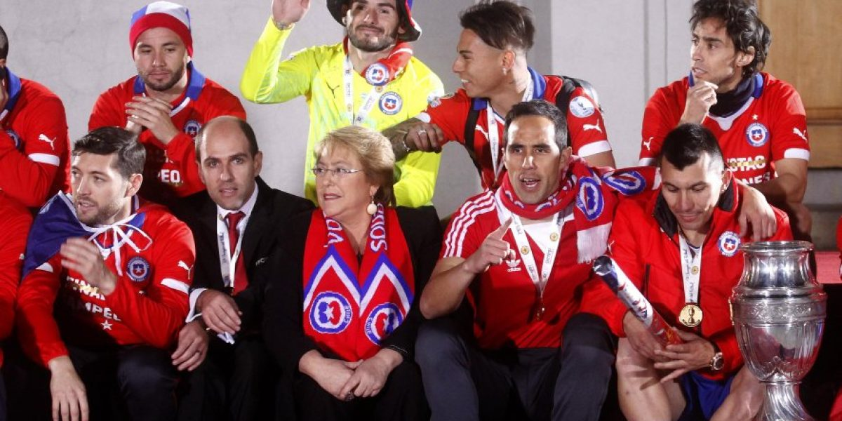 Diputado Núñez negó que Bachelet utilizó la Copa América y tildó a Piñera de yeta