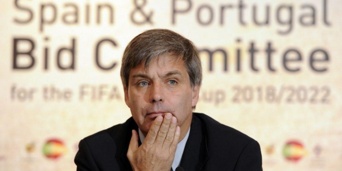 Favores a familiares: Las razones por la que la FIFA inhabilitó a Mayne-Nicholls