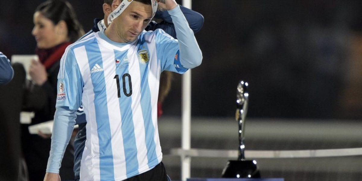 Abuelo de Messi disparó contra Martino y no descartó renuncia a la Albiceleste