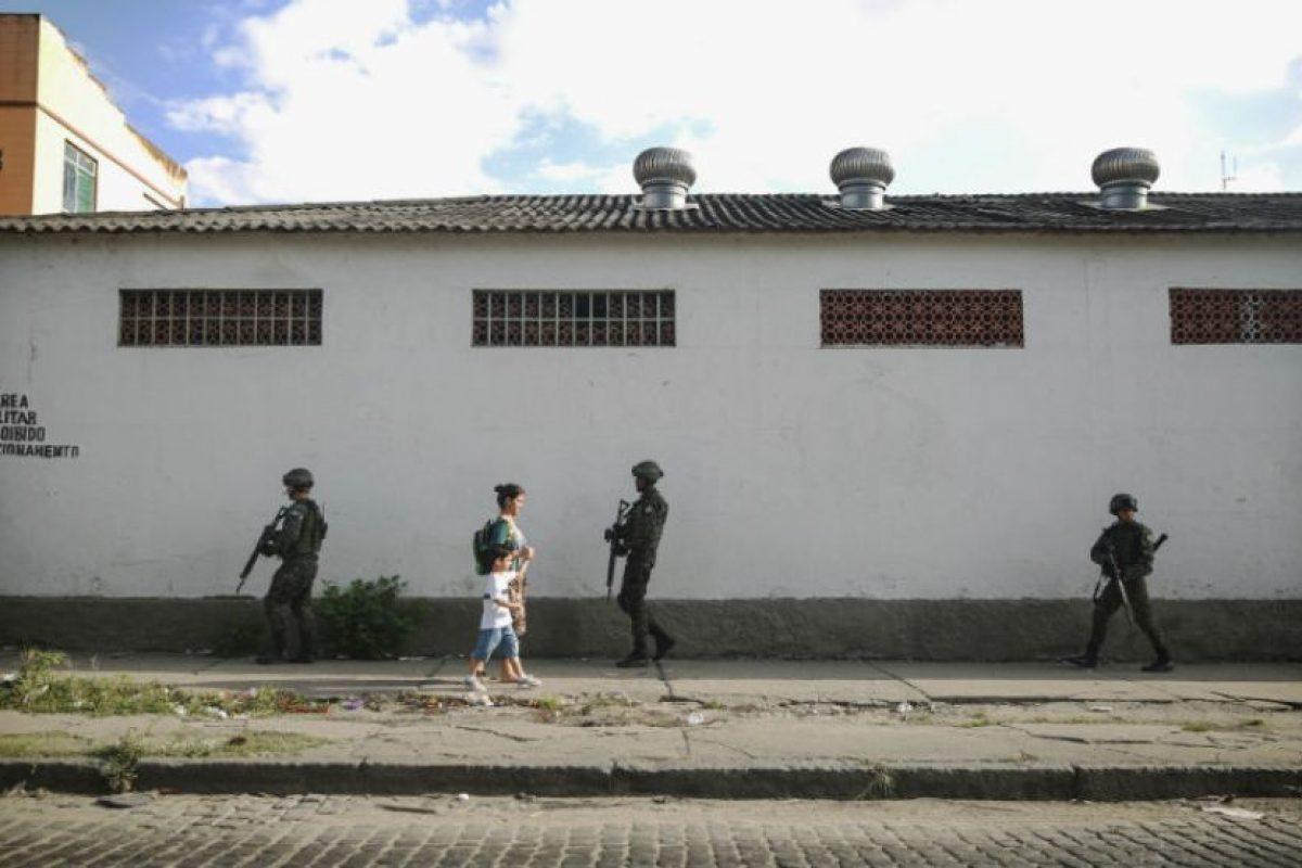 La persecución fue en calles de San Pablo, Brasil. Foto:Getty Images. Imagen Por: