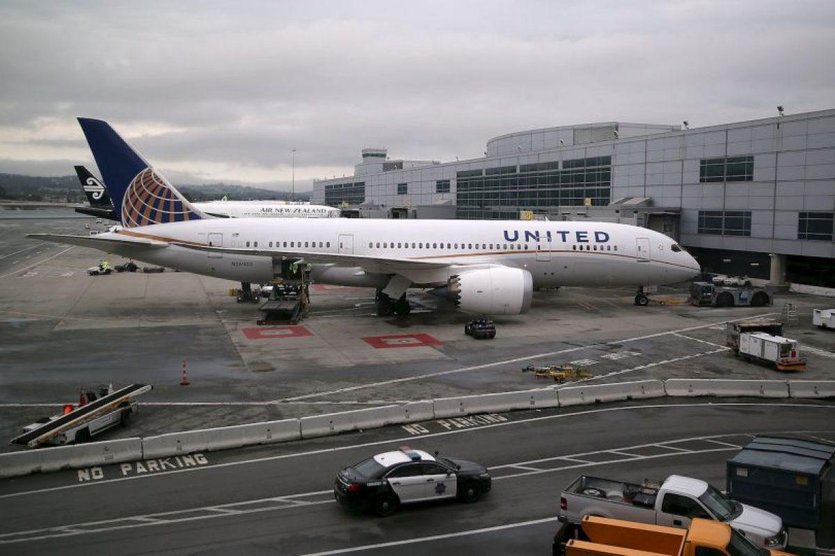 Después de una alerta en el sistema la aerolínea suspendió sus vuelos Foto:Getty Images. Imagen Por: