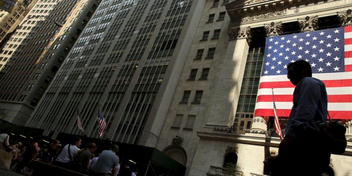 Bolsa de valores estadounidense suspende actividades