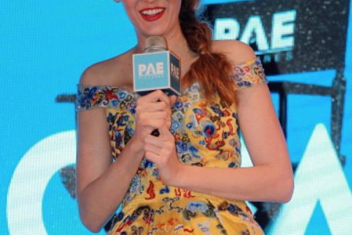 Y menos con competidoras de su edad como Emma Watson, Emma Stone o Jennifer Lawrence. Foto:vía Getty Images. Imagen Por: