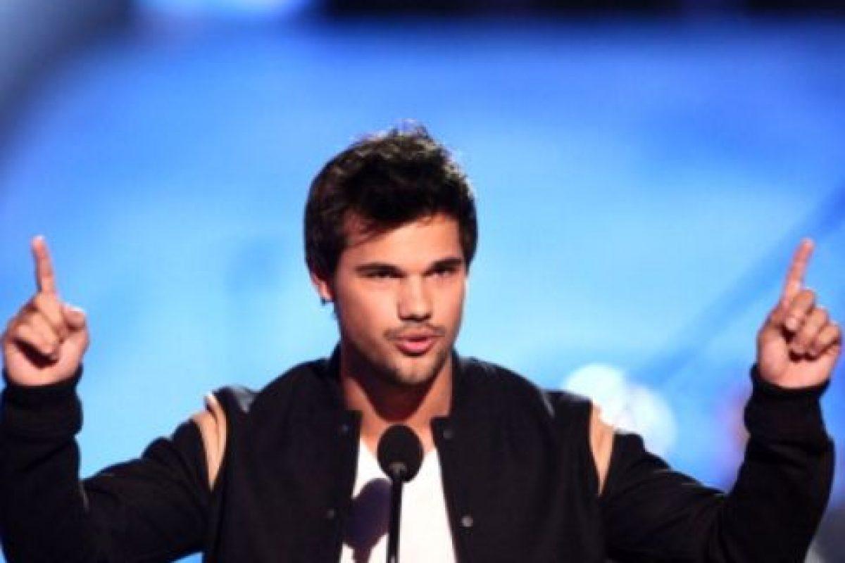 """¿Qué ha hecho Taylor Lautner desde """"Crepúsculo""""? Foto:vía Getty Images. Imagen Por:"""