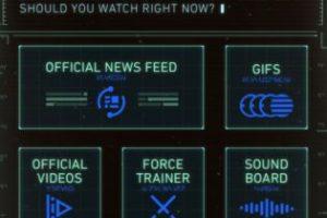 """Tema de escritorio """"androide"""" Foto:Disney. Imagen Por:"""