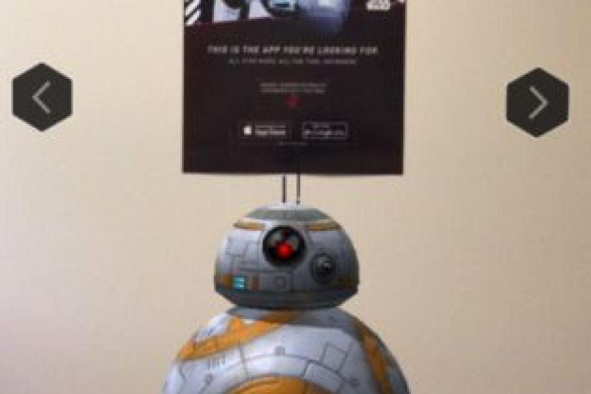Fotos con realidad aumentada Foto:Disney. Imagen Por: