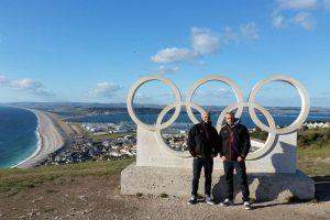 Esperan participar en los Juegos Olímpicos de Rio de Janeiro 2016. Foto:Vía facebook.com/fergusonsailing. Imagen Por: