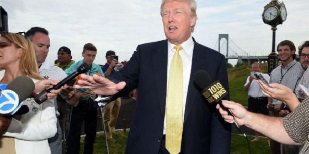 Trump minimiza sus recientes pérdidas económicas