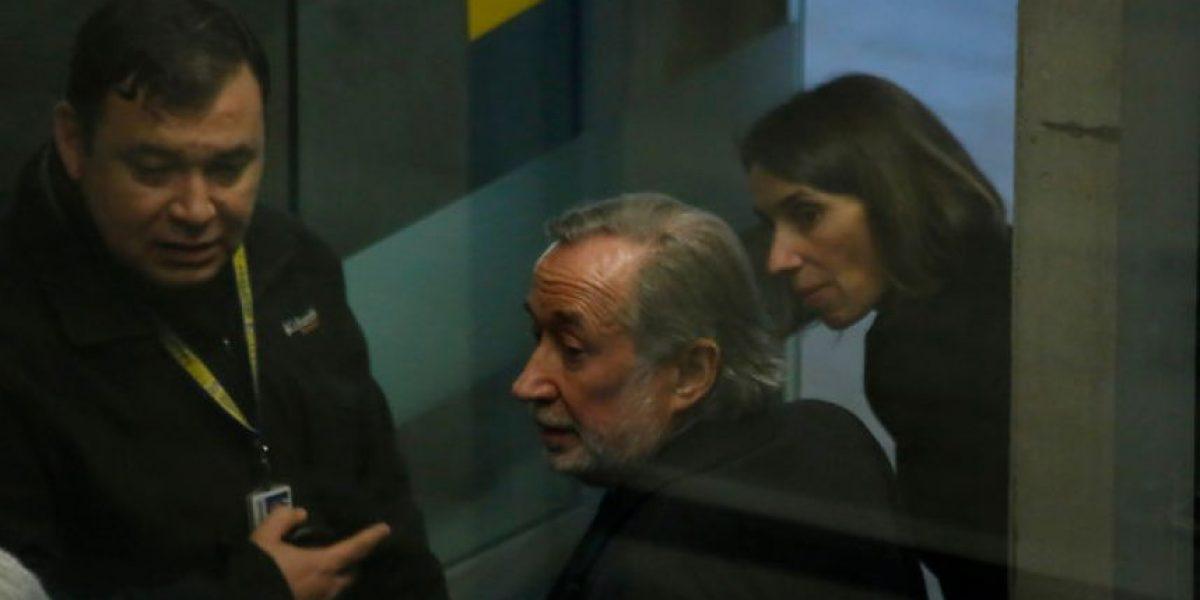 Caso Penta: Corte mantiene arresto domiciliario total de Jovino Novoa