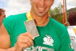 Piragüista mexicano de 31 años. Foto:deporteveracruzano.blogspot.com. Imagen Por: