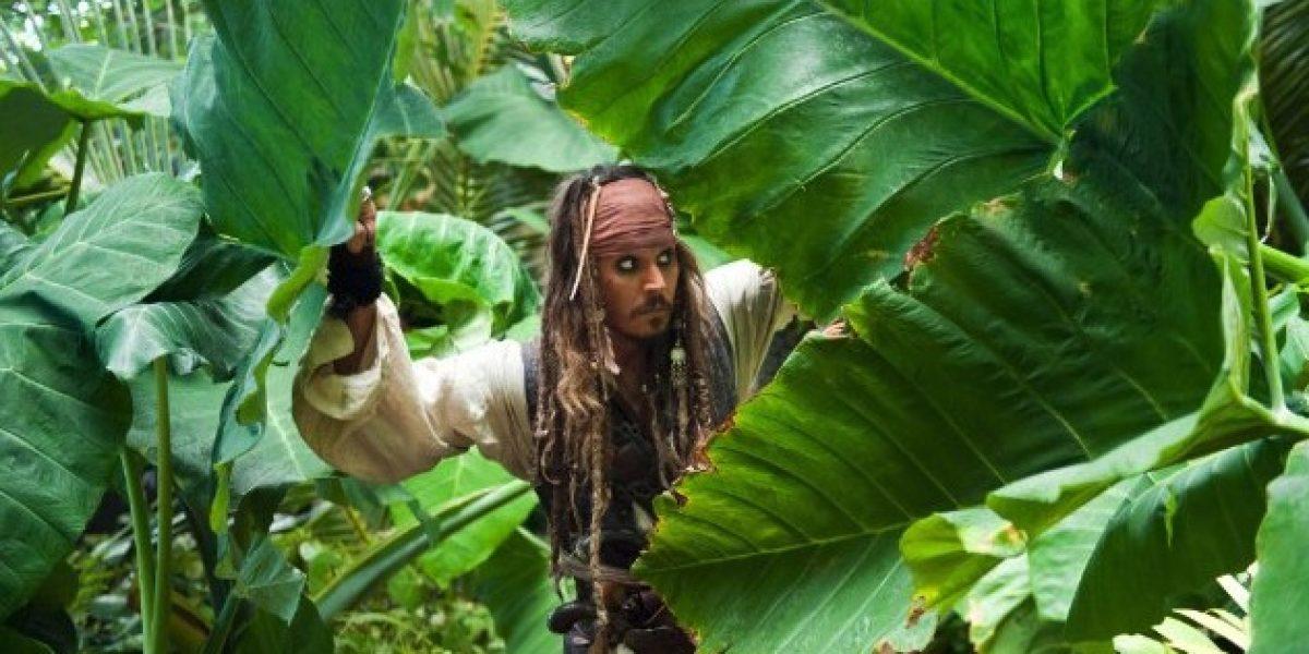 Johnny Depp llegó a un hospital infantil disfrazado como