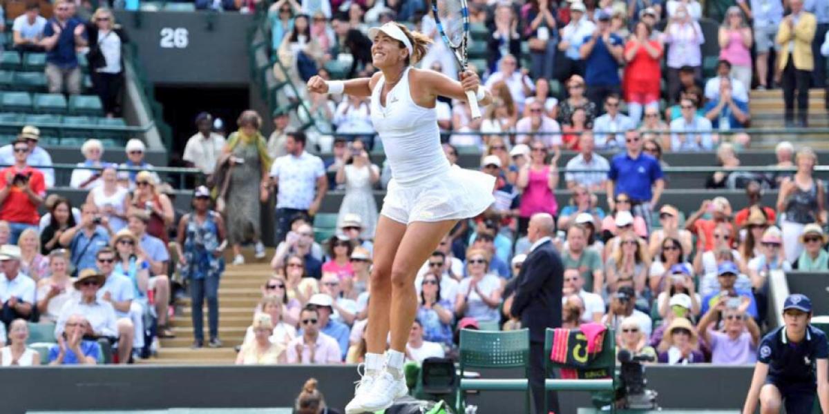 Garbiñe Muguruza: La guapa española que jugará la final de Wimbledon