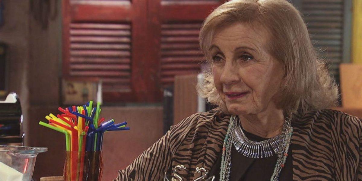 De luto el teatro chileno: fallece destacada actriz Peggy Cordero